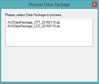 PROCESS DATA ASSERTUS